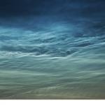 Nattlysande moln